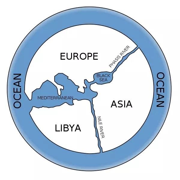 古代人如何绘制地图?古希腊人完全靠步行丈量
